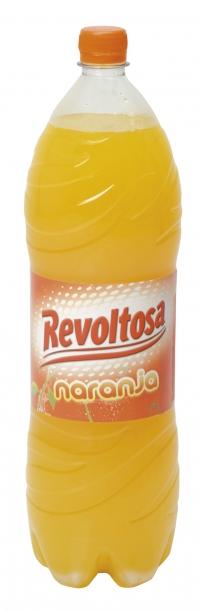 Revoltosa naranja 1l pet
