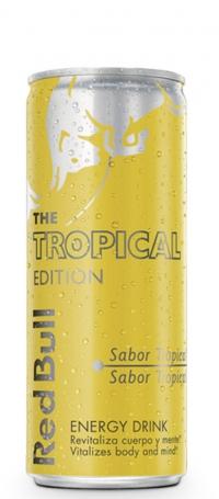 Red Bull Tropical. 250ml