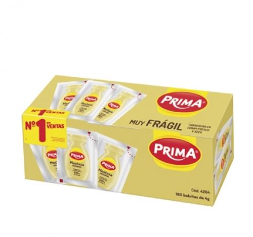 Mostaza Prima 4 ML
