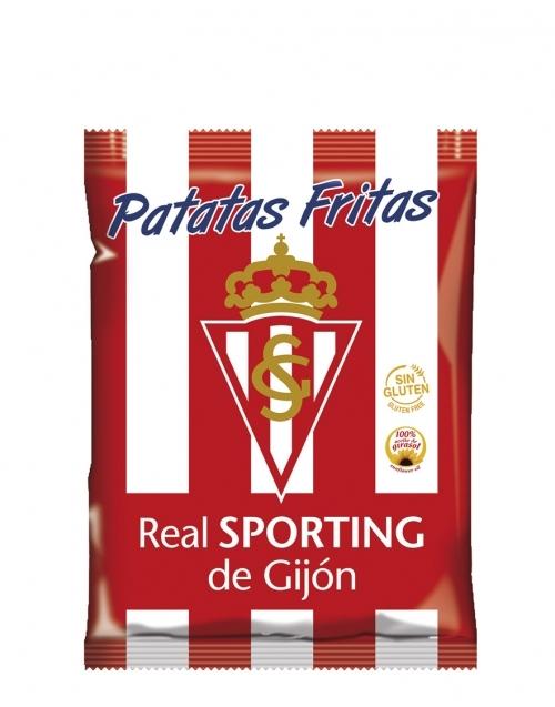 Patatas Fritas Real Sporting de Gijón
