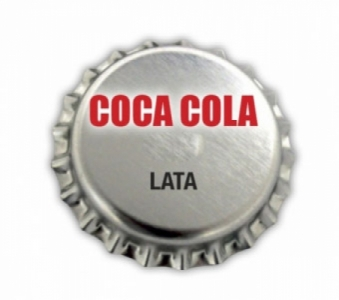 Coca Cola. Lata 33cl