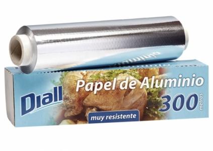 Aluminio 300 x 30 cm