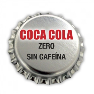 Coca Cola Zero sin cafeína