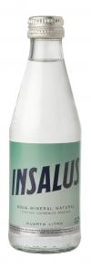 Insalus 0.25l cristal gas