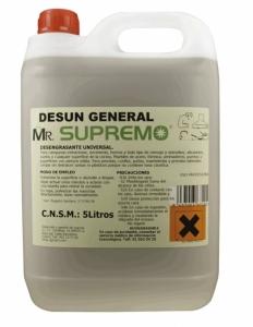 Desengrasante Desun general