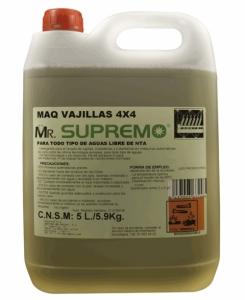 Lavavajillas Automáticas MAQ VAJILLAS 4X4