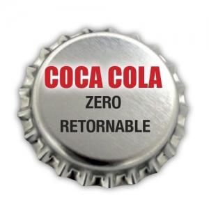Coca Cola Zero retornable