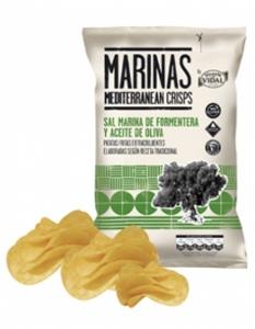 Patatas Marinas Vicente Vidal 50gr
