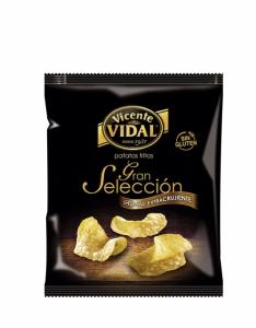 Patatas Gran Selección Vicente Vidal 35gr