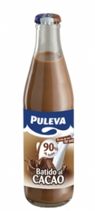 Batido PULEVA Botellin cristal 20 cl