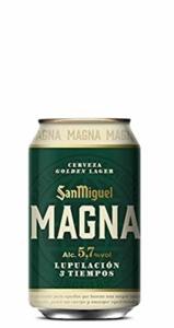 Magna. Lata 33cl.