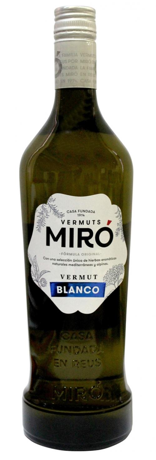 MIRÓ Blanco 1l.