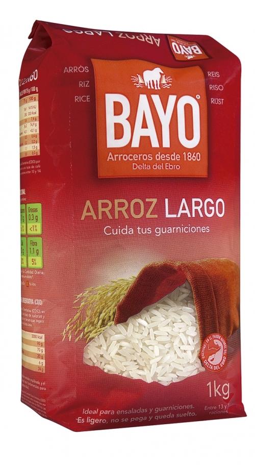 Arroz Bayo LARGO 1kg