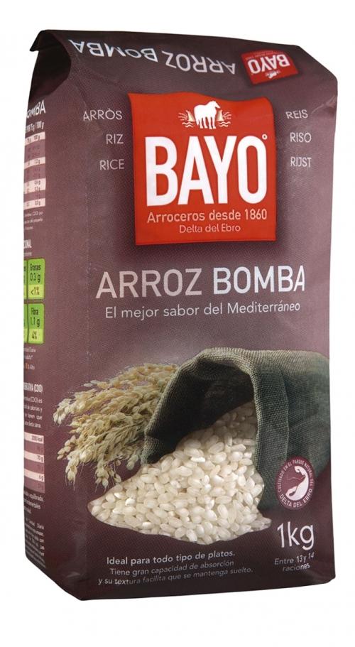 Arroz Bayo BOMBA