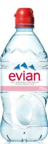 Evian 0,75l PET