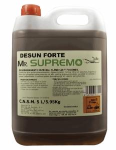 Desengrasante Desun Forte Enérgico