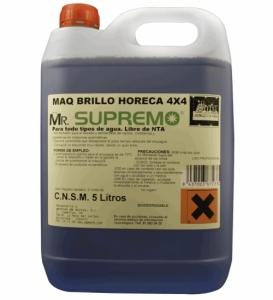 Lavavajillas Automáticas MAQ BRILLO 4X4