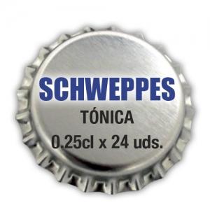 Tónica Schweppes. 25cl