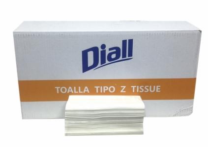 Toalla Tissue Diall