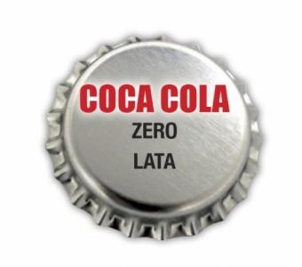 Coca Cola Zero. Lata 33cl
