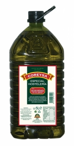Aceite de Orujo de oliva Coreysa, 5 L
