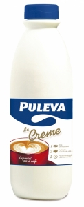 PULEVA LA CRÈME Bebida láctea 1,5l.