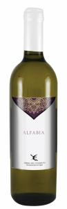 Vino blanco Alfabia